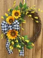 50 Beautiful Spring Wreaths Decor Ideas and Design (44)