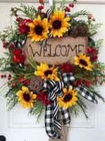 50 Beautiful Spring Wreaths Decor Ideas and Design (45)