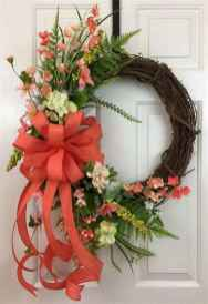 50 Beautiful Spring Wreaths Decor Ideas and Design (5)