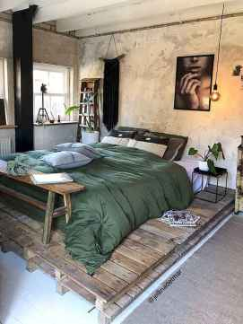 50 Creative Recycled DIY Projects Pallet Beds Design Ideas (16)