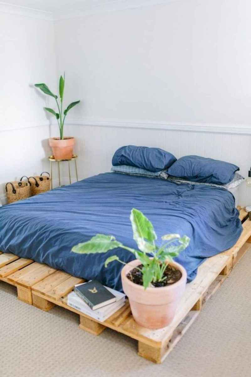 50 Creative Recycled DIY Projects Pallet Beds Design Ideas (2)