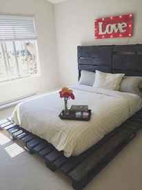 50 Creative Recycled DIY Projects Pallet Beds Design Ideas (20)