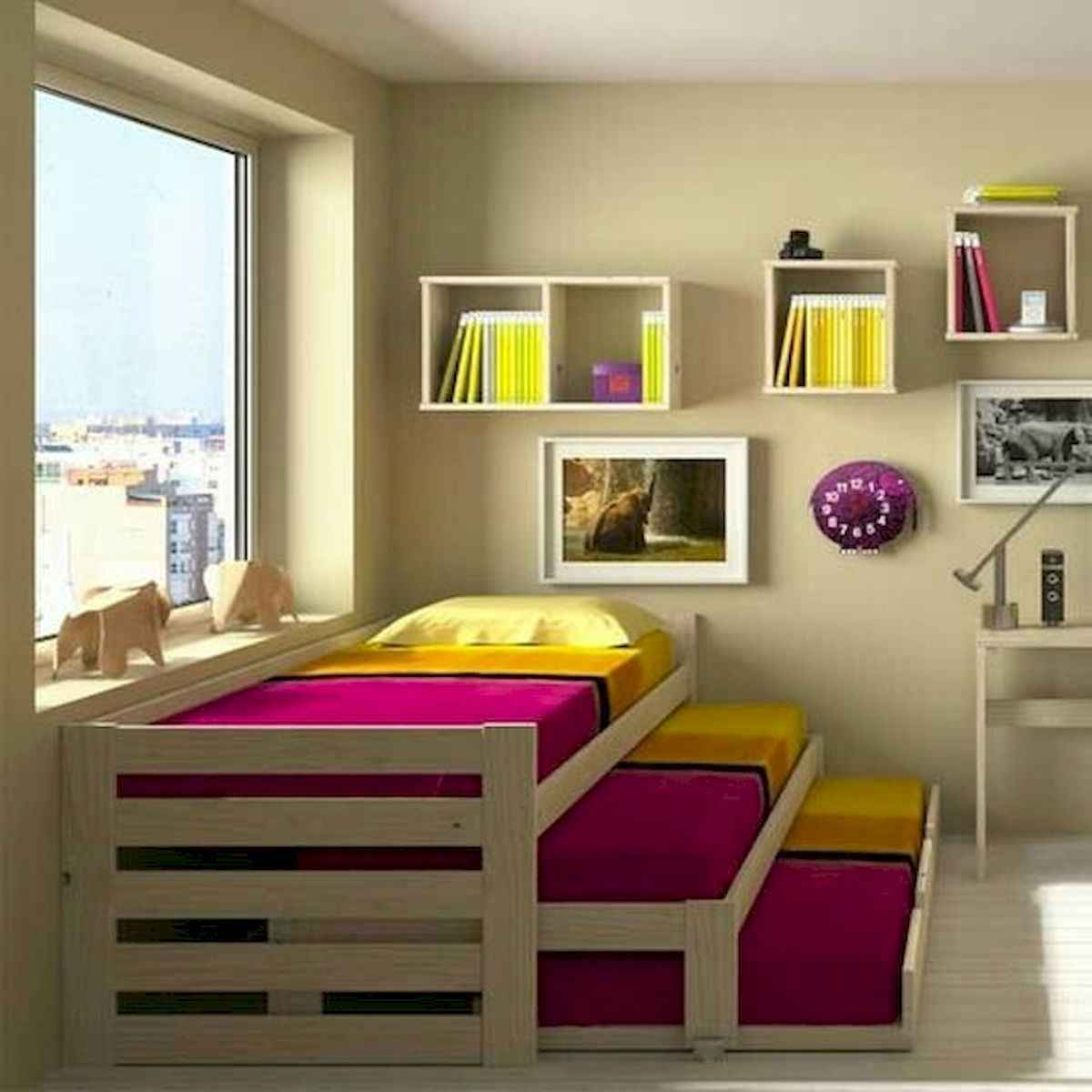 50 Creative Recycled DIY Projects Pallet Beds Design Ideas (38)