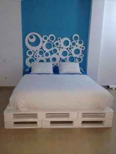 50 Creative Recycled DIY Projects Pallet Beds Design Ideas (6)