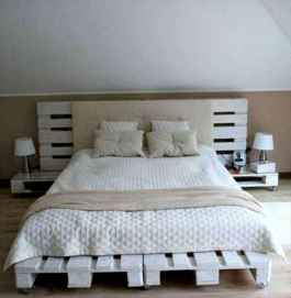 50 Creative Recycled DIY Projects Pallet Beds Design Ideas (8)