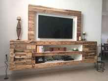 50 Favorite DIY Projects Pallet TV Stand Plans Design Ideas (13)