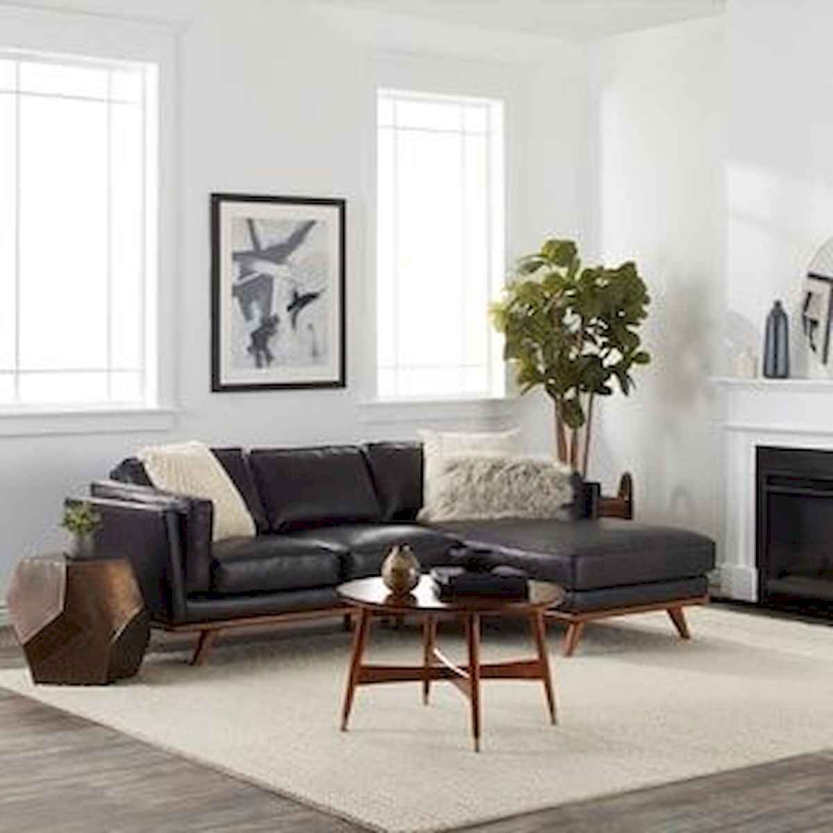 50+ Genius Small Living Room Decor Ideas And Remodel for Your First Apartment (1)