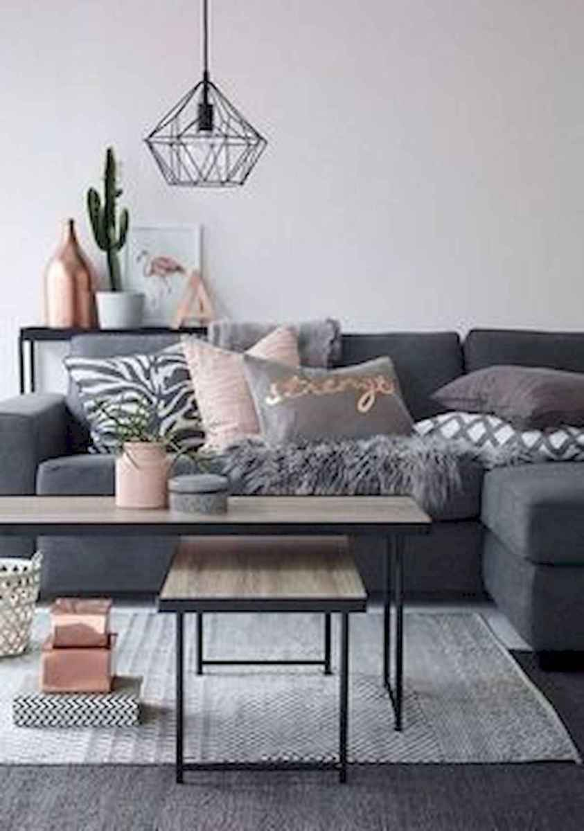 50+ Genius Small Living Room Decor Ideas And Remodel for Your First Apartment (33)