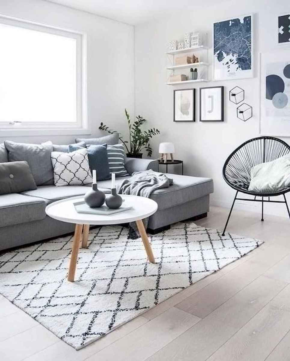 50+ Genius Small Living Room Decor Ideas And Remodel for Your First Apartment (51)
