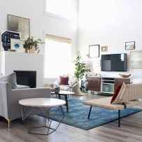 50+ Genius Small Living Room Decor Ideas And Remodel for Your First Apartment (53)