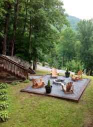 50 Magical Outdoor Fire Pit Design Ideas (32)