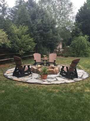 50 Magical Outdoor Fire Pit Design Ideas (43)