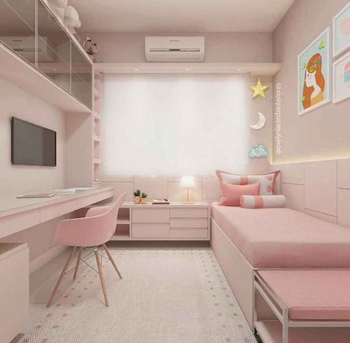 50 Stunning Small Apartment Bedroom Design Ideas and Decor (17)