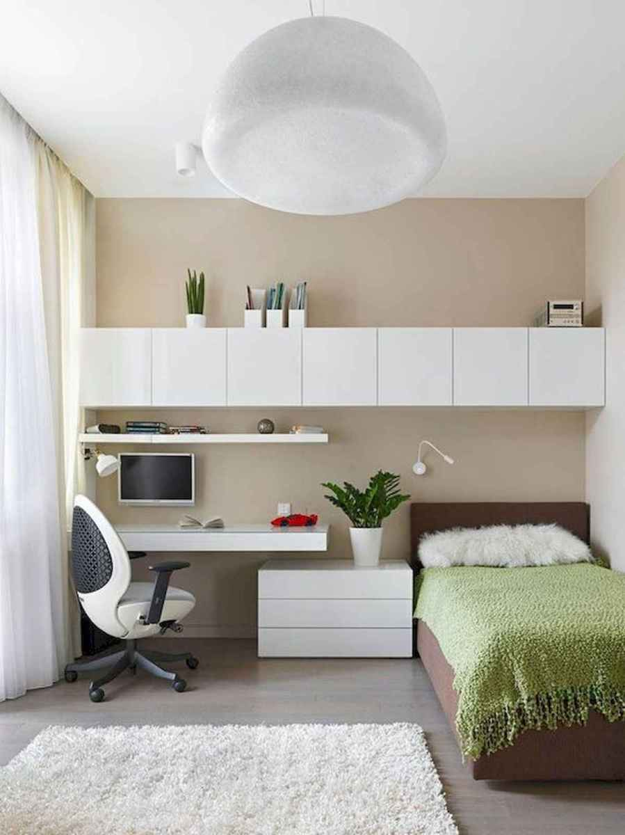 50 Stunning Small Apartment Bedroom Design Ideas and Decor (2)
