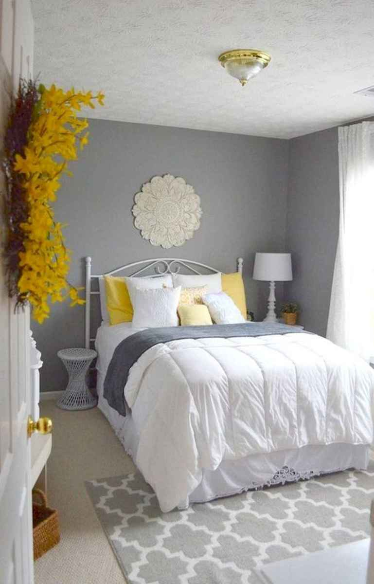 50 Stunning Small Apartment Bedroom Design Ideas and Decor (26)