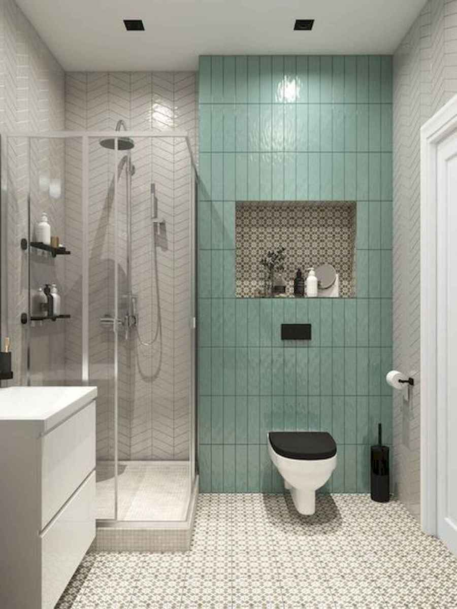 50 Stunning Small Bathroom Makeover Ideas (21)