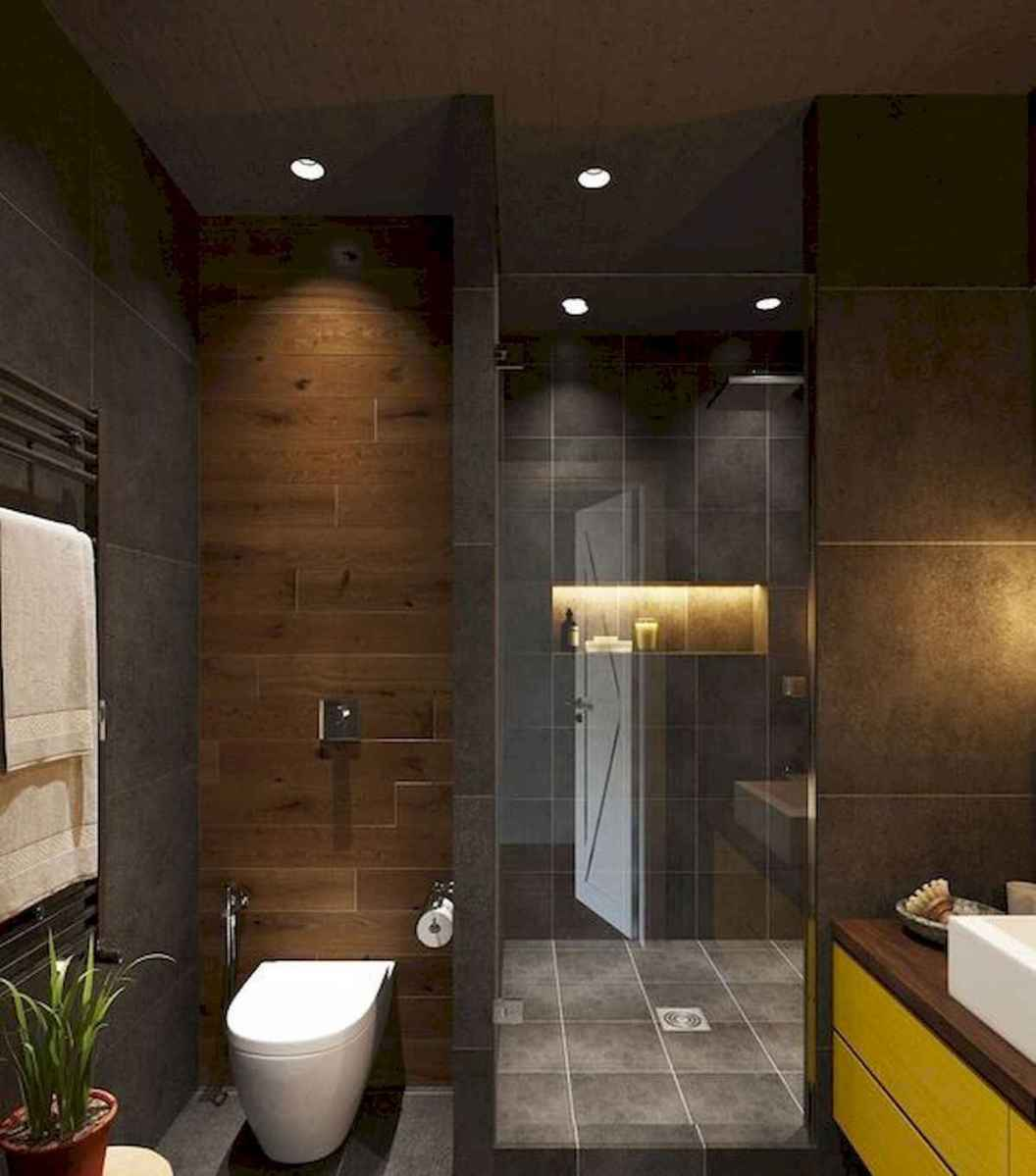 50 Stunning Small Bathroom Makeover Ideas (25)