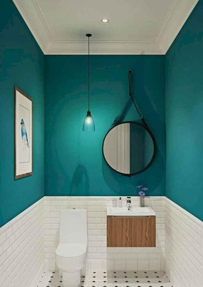 50 Stunning Small Bathroom Makeover Ideas (34)