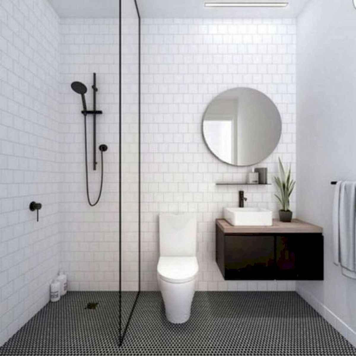 50 Stunning Small Bathroom Makeover Ideas (35)