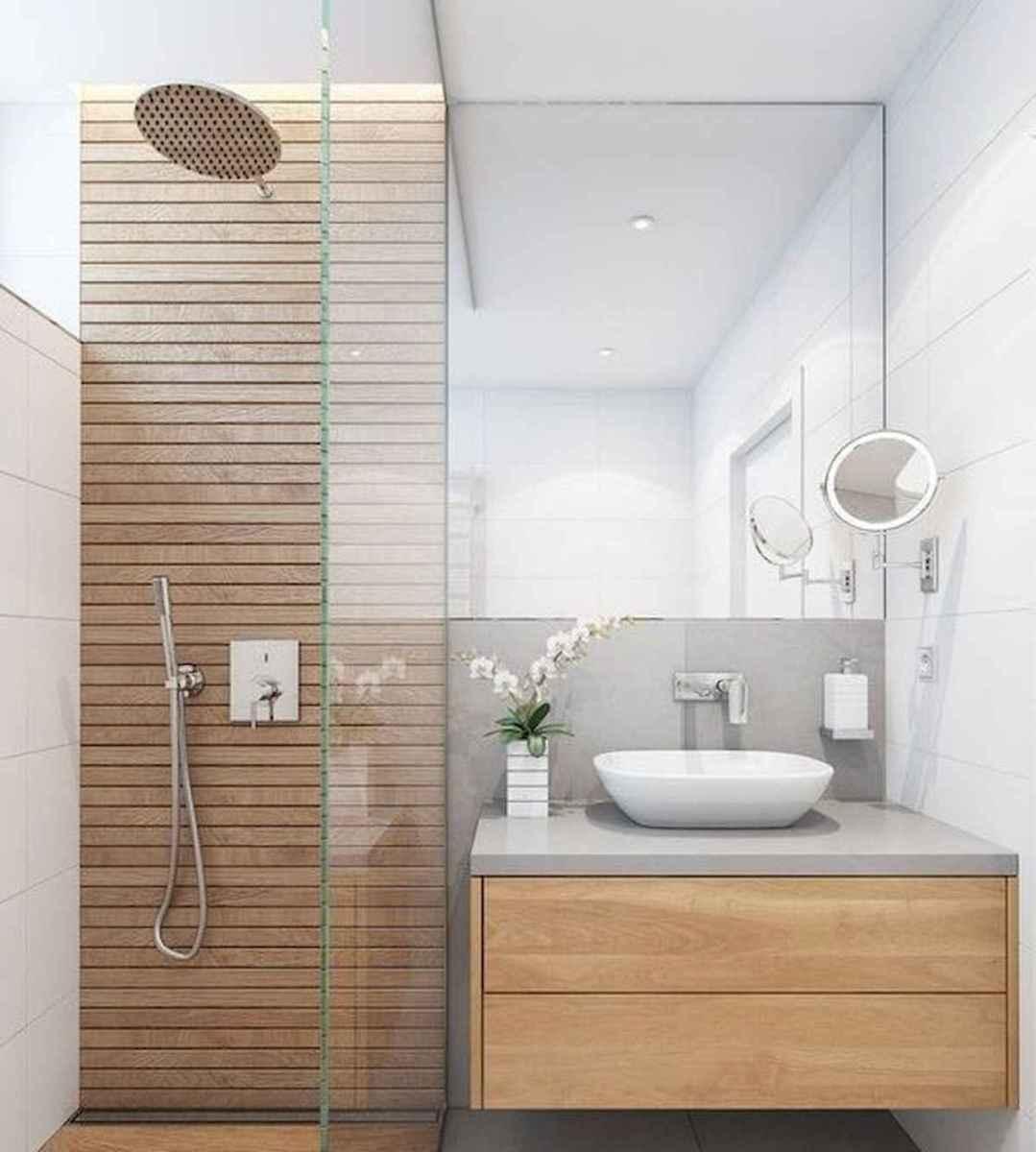 50 Stunning Small Bathroom Makeover Ideas (36)