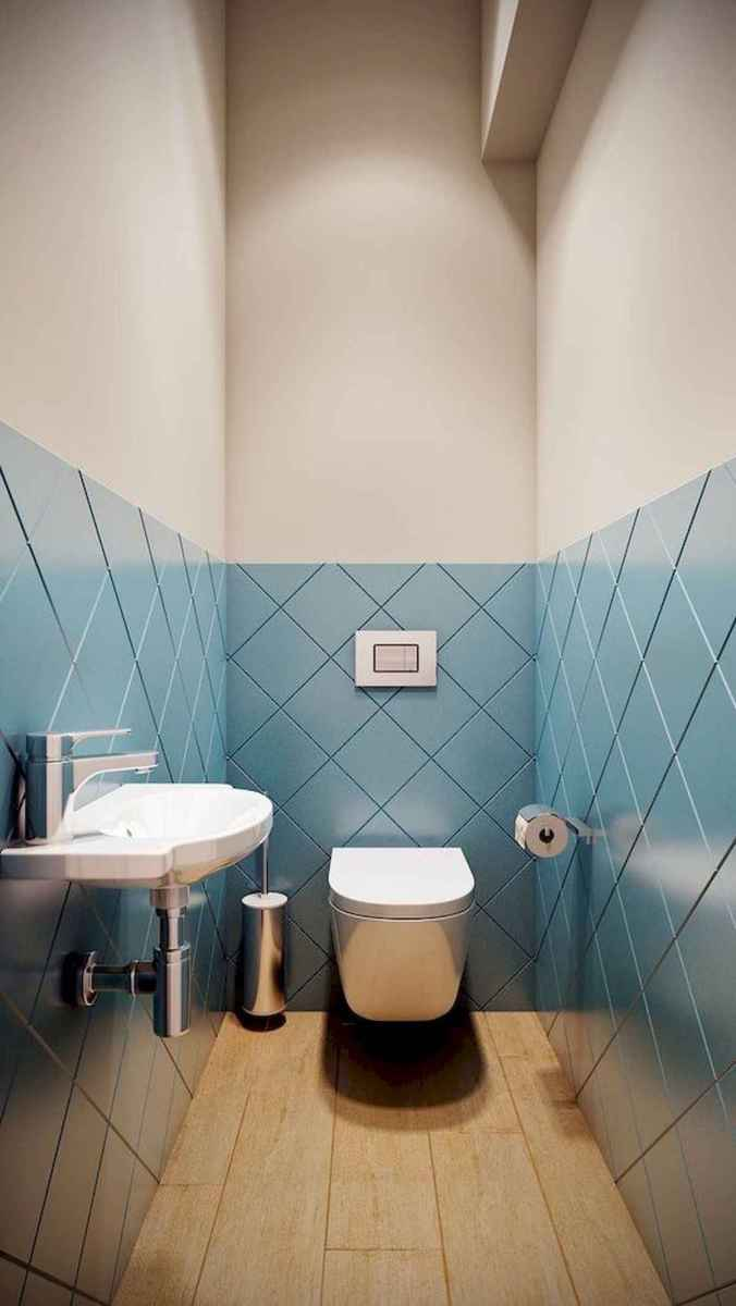 50 Stunning Small Bathroom Makeover Ideas (43)