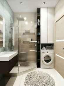50 Stunning Small Bathroom Makeover Ideas (45)