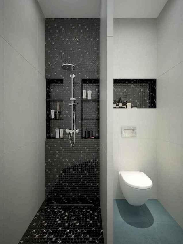 50 Stunning Small Bathroom Makeover Ideas (51)