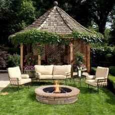 60 Creative Backyard Fire Pit Ideas (13)