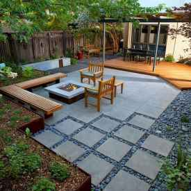 60 Creative Backyard Fire Pit Ideas (17)