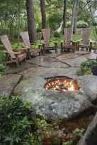 60 Creative Backyard Fire Pit Ideas (46)
