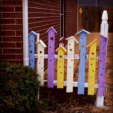 60 Gorgeous DIY Projects Pallet Fence Design Ideas (26)