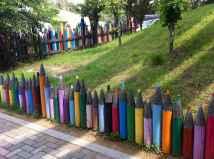 60 Gorgeous DIY Projects Pallet Fence Design Ideas (33)