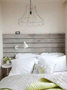 60 Most Creative DIY Projects Pallet Headboards Bedroom Design Ideas (15)