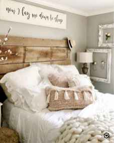 60 Most Creative DIY Projects Pallet Headboards Bedroom Design Ideas (32)
