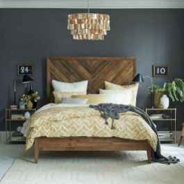 60 Most Creative DIY Projects Pallet Headboards Bedroom Design Ideas (44)