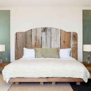 60 Most Creative DIY Projects Pallet Headboards Bedroom Design Ideas (57)