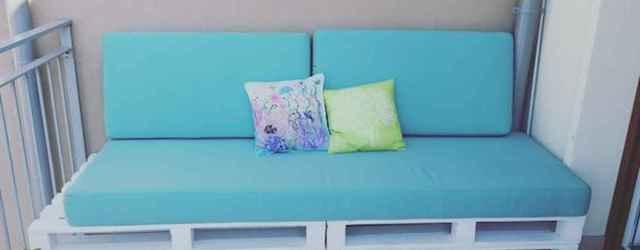 60 Stunning DIY Projects Pallet Sofa Design Ideas (17)