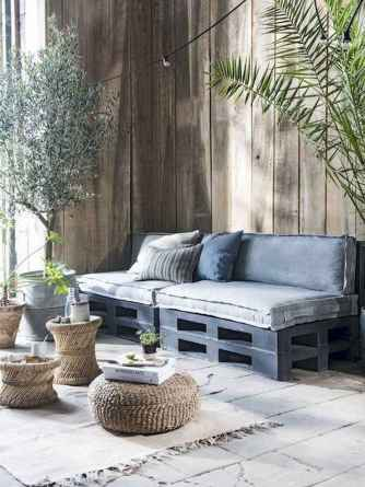 60 Stunning DIY Projects Pallet Sofa Design Ideas (44)