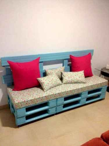 60 Stunning DIY Projects Pallet Sofa Design Ideas (5)