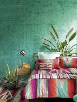 70+ Amazing Colorful Bedroom Decor Ideas And Remodel for Summer Project (21)