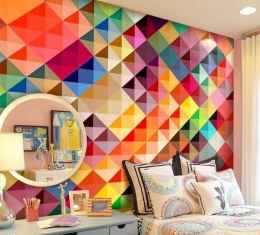 70+ Amazing Colorful Bedroom Decor Ideas And Remodel for Summer Project (26)