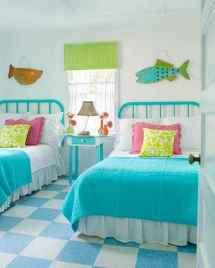 70+ Amazing Colorful Bedroom Decor Ideas And Remodel for Summer Project (33)