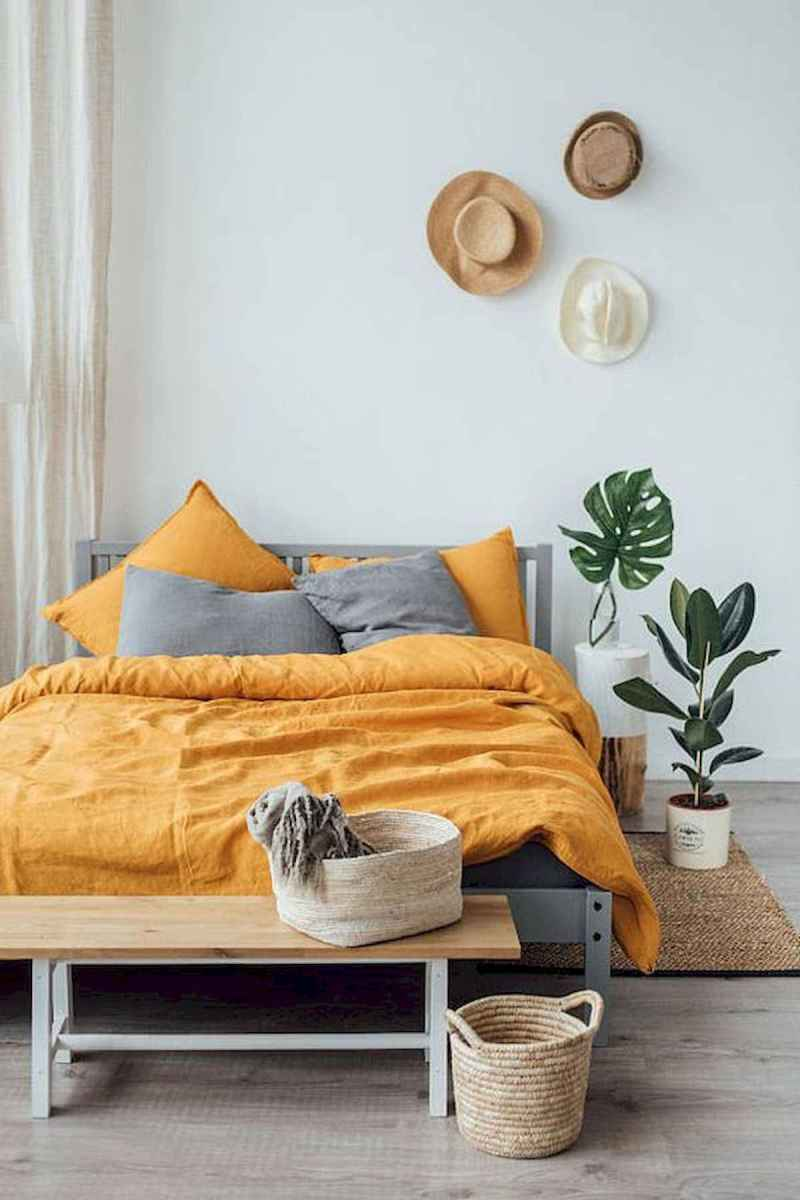 70+ Amazing Colorful Bedroom Decor Ideas And Remodel for Summer Project (44)