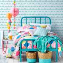 70+ Amazing Colorful Bedroom Decor Ideas And Remodel for Summer Project (47)