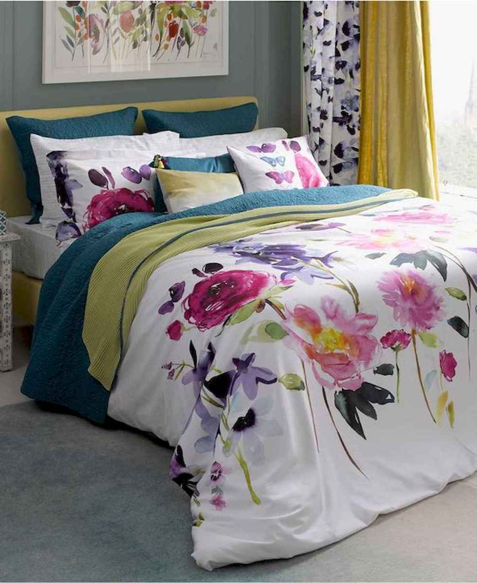 70+ Amazing Colorful Bedroom Decor Ideas And Remodel for Summer Project (59)