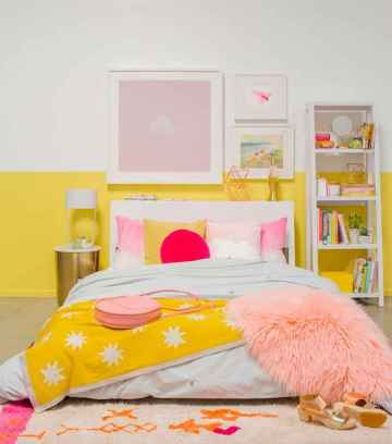 70+ Amazing Colorful Bedroom Decor Ideas And Remodel for Summer Project (66)