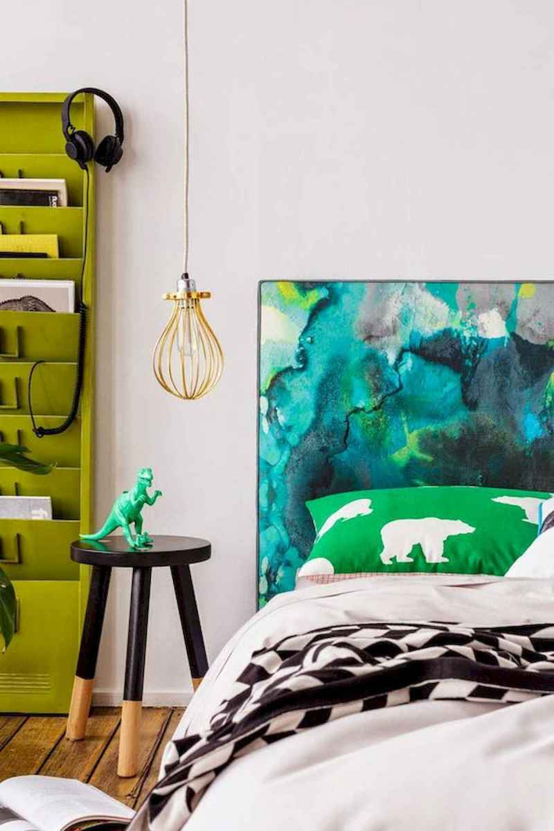 70+ Amazing Colorful Bedroom Decor Ideas And Remodel for Summer Project (72)