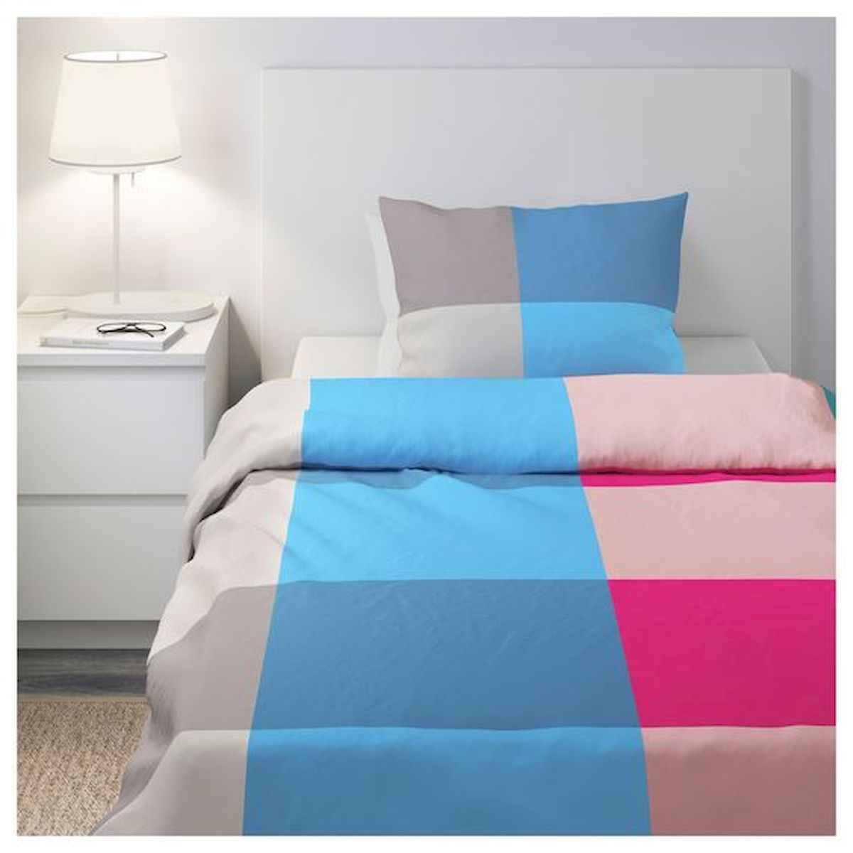 70+ Amazing Colorful Bedroom Decor Ideas And Remodel for Summer Project (8)