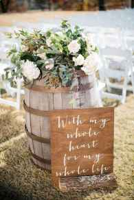70 Beautiful Outdoor Spring Wedding Ideas (42)
