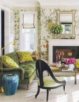 70 Fantastic Summer Living Room Decor Ideas (25)